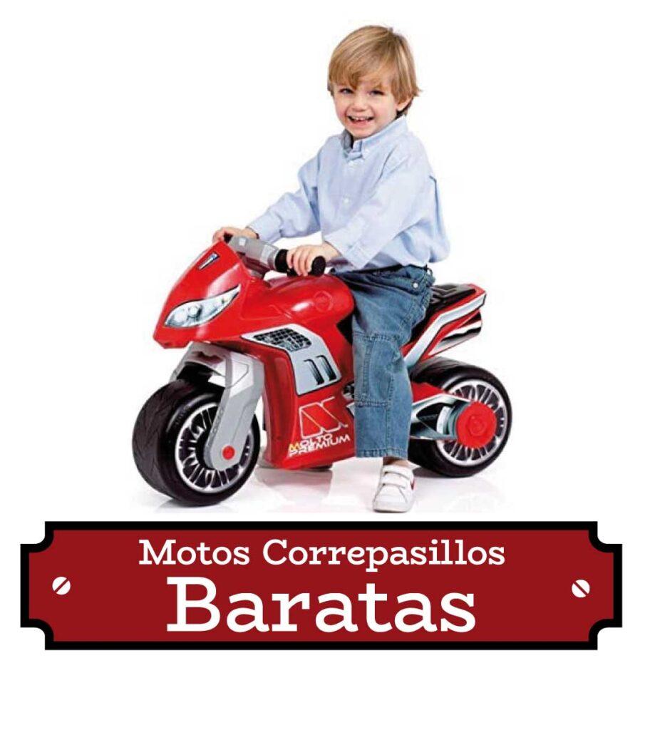 boton motos correpasillos baratas