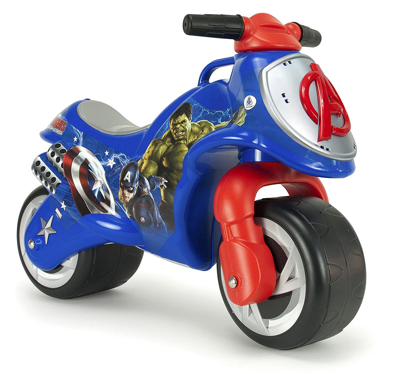 moto correpasillos avengers imagen