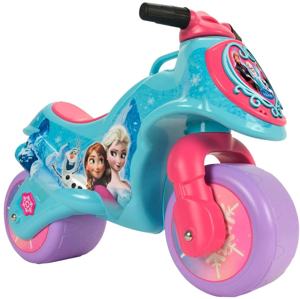 moto correpasillos Frozen modelo VI